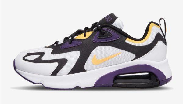 Nike Air Max 200 Sneaker 1