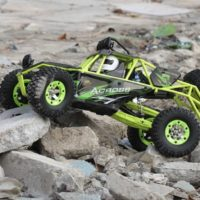 Original Wltoys 12428 112 2.4G 4WD 50kmh High Speed RC Car Off Road Car RC Rock Crawler Cross country RC Truck