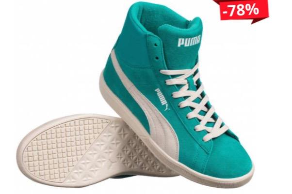 PUMA Lite Mid Suede Sneaker 356426 02