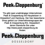 Peek & Cloppenburg*: Bis zu 70% Rabatt im Sale