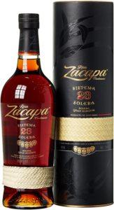 Ron Zacapa 23 Centenario Sistema Solera Rum – Süß-fruchtiger Rum – Ideale Spirituose als Aperitif, Digestif oder für Cocktails – 1 x 0,7l