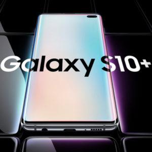 📱 2x Samsung Galaxy S10+ mit 1TB Speicher & Triple-Kamera