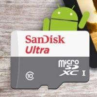 Sandisk Ultra MicroSd