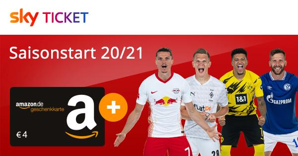 Sky Ticket Sport bonus deal uebersicht