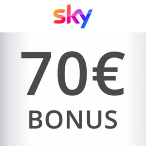Endet heute! Sky Q + 70€ Bonus + gratis Trikot 🏆 z.B. Bundesliga & Premier-League