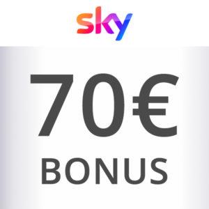 (nur noch 2 Tage) Sky Q + 70€ Bonus + gratis Trikot + Ohne AG 🏆 z.B. Bundesliga & Premier-League