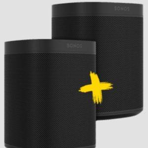 Sonos Doppelpack