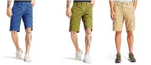 Timberland Tarleton Lake Herren Cargo Shorts in vielen verschiedenen Farben