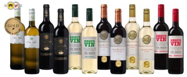 Weinpaket   Spanischer Sommer