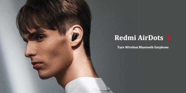 Xiaomi Redmi AirDots 2   kabellose Bluetooth In Ear Kopfhoerer