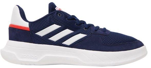 adidas Herren Fusion Flow Sneakers Mittelblau e1600781216395