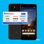 30€ Bonus 📲 Google Pixel 3a + 5GB LTE Allnet-Flat (o2-Netz) für 11,99€ / Monat