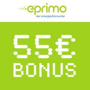 🍃 100% Öko Strom/Gas bei eprimo + Boni + 55€ BestChoice-Gutschein