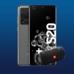 Galaxy S20 Ultra 5G + 180€ Bonus + o2 Unlimited Max (unendlich LTE mit 225 Mbit/s)