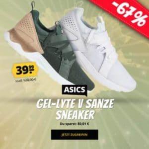 Asics Sneaker Sale 👍👟 Sneaker für 40€!