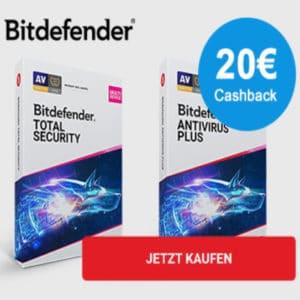 👾 Effektiv kostenlos 12 Monate Bitdefender Antivirus Plus sichern!