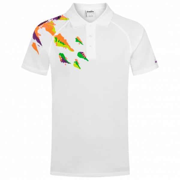 Diadora JC 90s Herren Polo Shirt