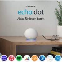 Echo Dot 4 Smart-Speaker