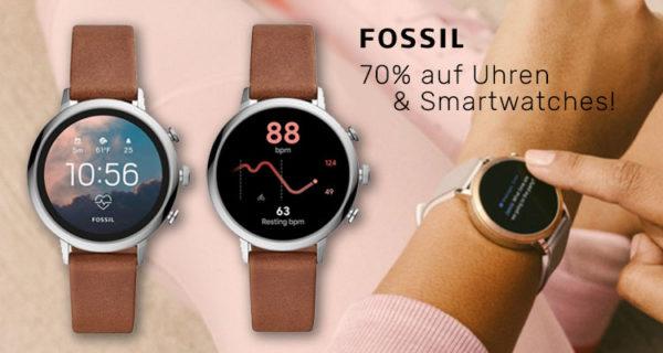 Fossil Venture HR Damen Smartwatch 4. Generation