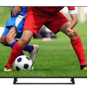HISENSE 50A7300F LED TV Flat, 50 Zoll / 126 cm, UHD 4K, SMART TV, VIDAA 4.0