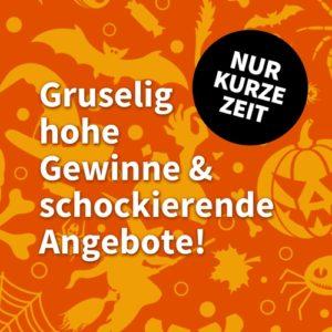 👻🎃 Lottohelden Halloween Woche (auch für Bestandskunden!)