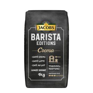 1 kg Jacobs Kaffeebohnen ☕️😍 Barista Editions Crema (5kg für 5,59€/kg)