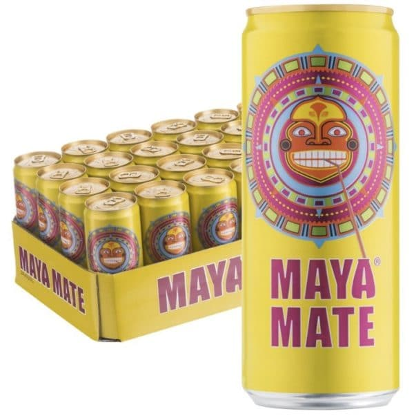 Maya Mate Dosen 24er Pack 24 x 330 ml Amazon.de Lebensmittel  Getraenke 2021 03 28
