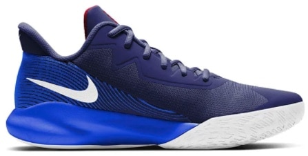 Nike Basketballschuhe Precision IV in Blau
