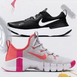 Nike Sale mit 20 Prozent Gutschein