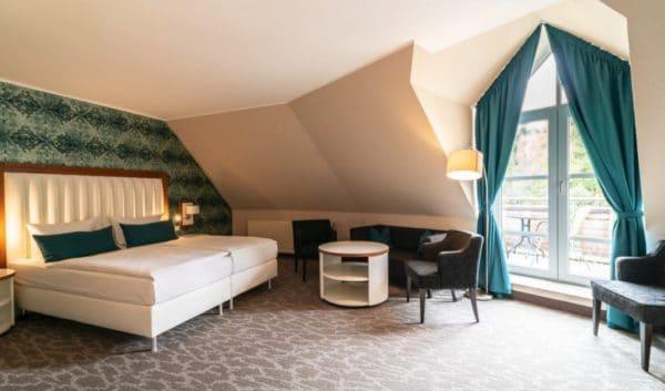 Oldenburger Muensterland Hotel Heidegrund Deal