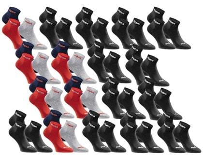 PUMA 18 Paar Pack Socken