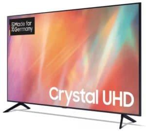 SAMSUNG GU55AU7199UXZG LED TV (Flat, 55 Zoll / 138 cm, UHD 4K, SMART TV)