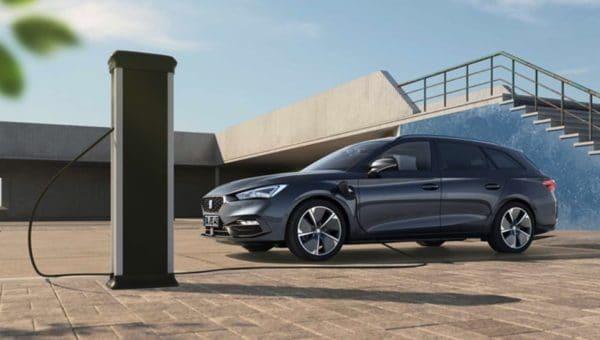 Seat Leon 1.4 e-Hybrid FR Sportstourer