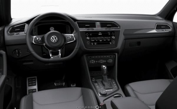 VW Tiguan Der Tiguan Allspace R Line Black innen e1603108904282