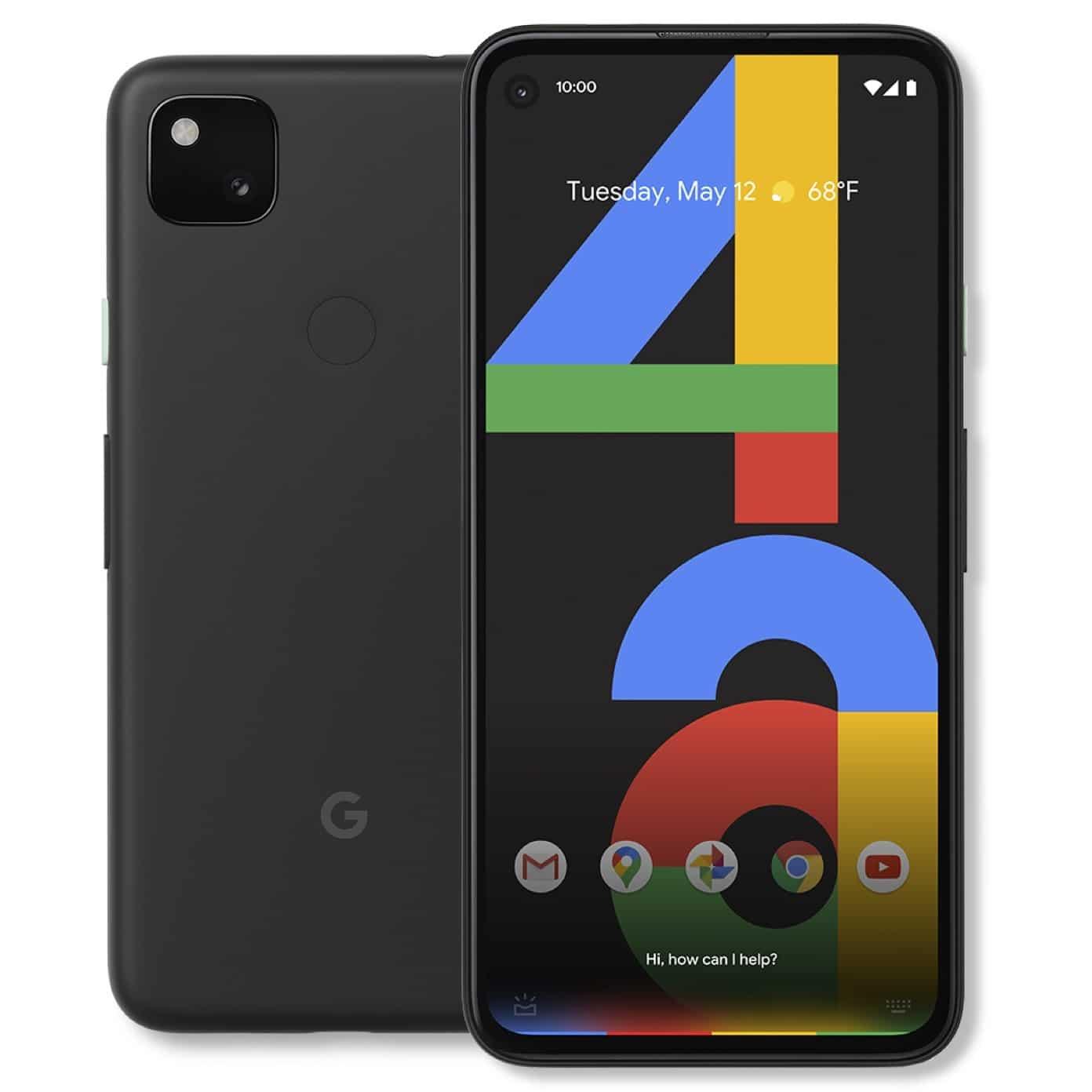 Vodafone Netz Klarmobil Allnet Flat + 20GB LTE + Google Pixel 20a ...
