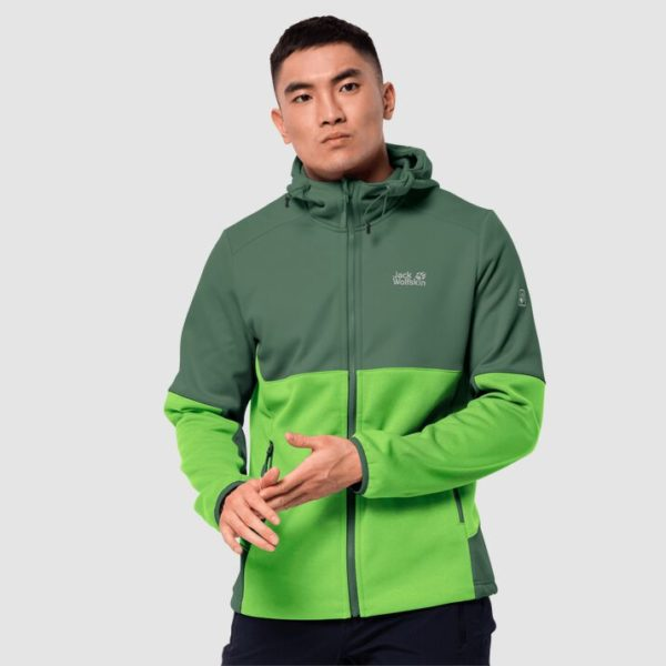 1709181 4034 1 hydro hooded ii jacket men leaf green 7
