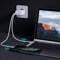 AUKEY Omnia USB C Ladegerät 65W