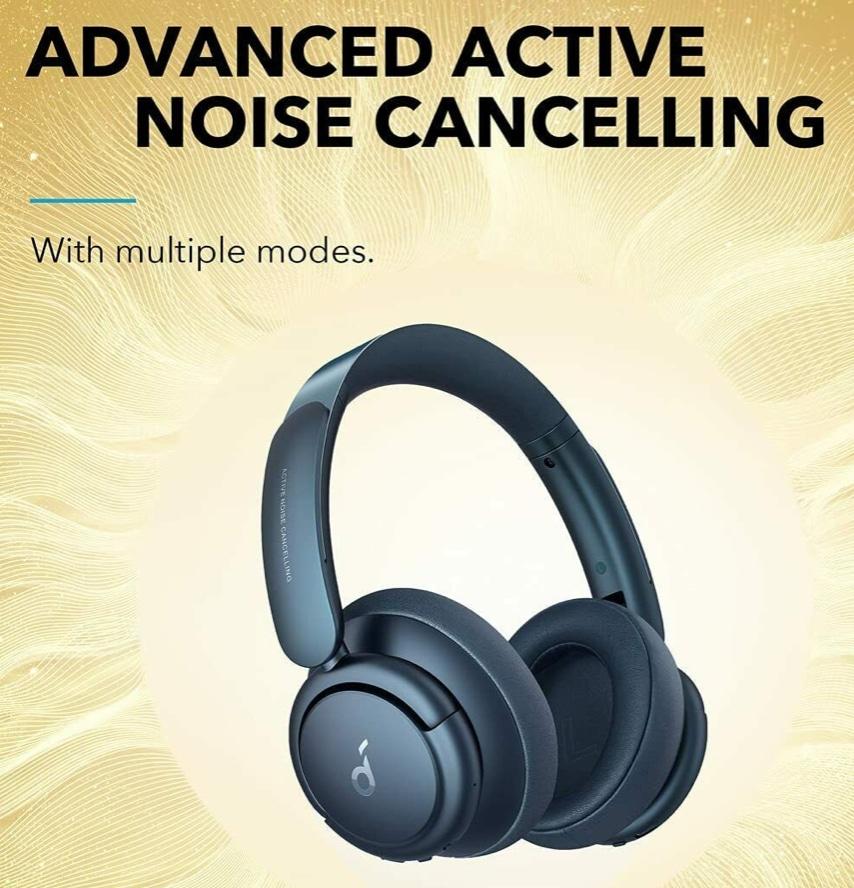 Anker Life Q35 Over Ear Bluetooth kabellose Kopfhoerer Aktive Rauschunterdrueckung  eBay 2021 10 10