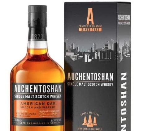 Auchentoshan American Oak Single Malt Scotch Whisky