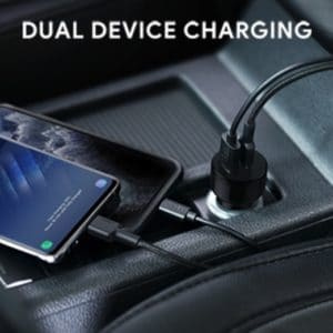 Aukey 36W Dual-Autoladegerät