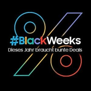 Black Week bei Samsung