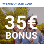 💰 35€ Bonus + 0,5% p.a. Zinsen: Bank of Scotland Tagesgeld