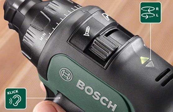 Bosch 18V Akkuschrauber AdvancedDrill