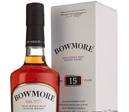 Bowmore 15 Jahre Islay Single Malt Scotch Whisky
