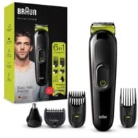 Braun 6-in-1 Multi-Grooming-Kit 3 MGK3221