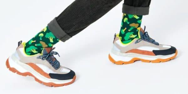 Broccoli Sock bei Happy Socks