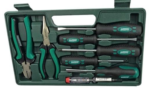 Brüder Mannesmann Werkzeug M29032 Werkzeugkoffer