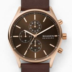 [TOP] ⌚️ Skagen 🎉 40% auf (fast) alles & 70% auf ausgew. Uhren, z.B. Herrenuhr Hols für 45€