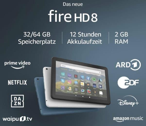 Fire HD 8-Tablet