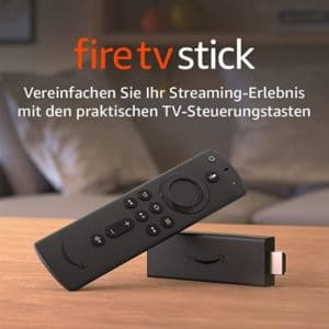 Amazon Fire TV Stick 2020 🔥👉 mit besserer Performance (inkl. Alexa Remote)